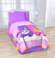 Care Bears Rainbow Day Twin Blanket