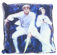 "Star Wars Saga Decorative Pillow - 14"" X 14"""