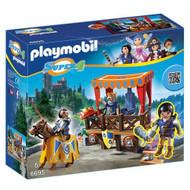 PLAYMOBIL Super 4 Royal Tribune Building Kit