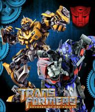 "Transformers 2 ""Metal Gear"" Plush Throw"