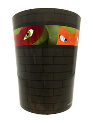 TMNT 'Crash Landing' Wastebasket