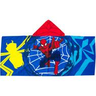 "Spider-man ""Spidey Sense"" Hooded Towel"