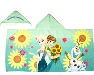 Disney Frozen 'Sunflower Love' Hooded Towel