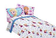Disney Frozen 'Warm Heart' Reversible Pillowcase