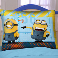 Despicable Me 'Minions at Play' Reversible Pillowcase