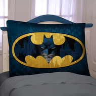 Batman 'Race to Defend' Reversible Pillowcase