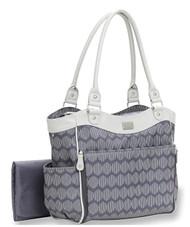 Carter's Convertible Tote Diaper Bag - Grey