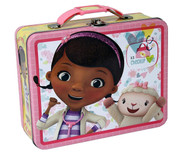 Doc McStuffins 'It's Check Up Time' Tin Box
