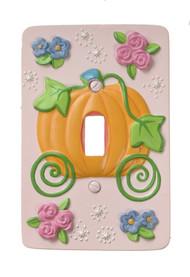 Disney Princess Cinderella 'Coach' Wall Plate