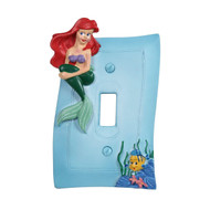 Disney Princess Ariel Wall Plate