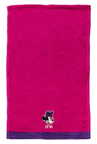 Minnie Mouse 'Diva' Tip Towel