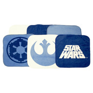 Star Wars 'Classic Saga' 6-Pack Washcloth Set