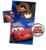 Disney Cars 2-Piece Bath Set