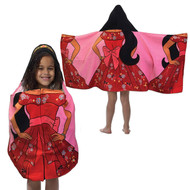 Elena of Avalor 'Magic of Avalor' Hooded Towel