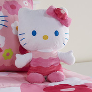 "Hello Kitty ""Wavy Dress"" Cuddle Pillow"