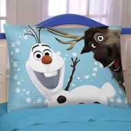 Frozen Olaf 'Cool Selfie' Reversible Pillowcase