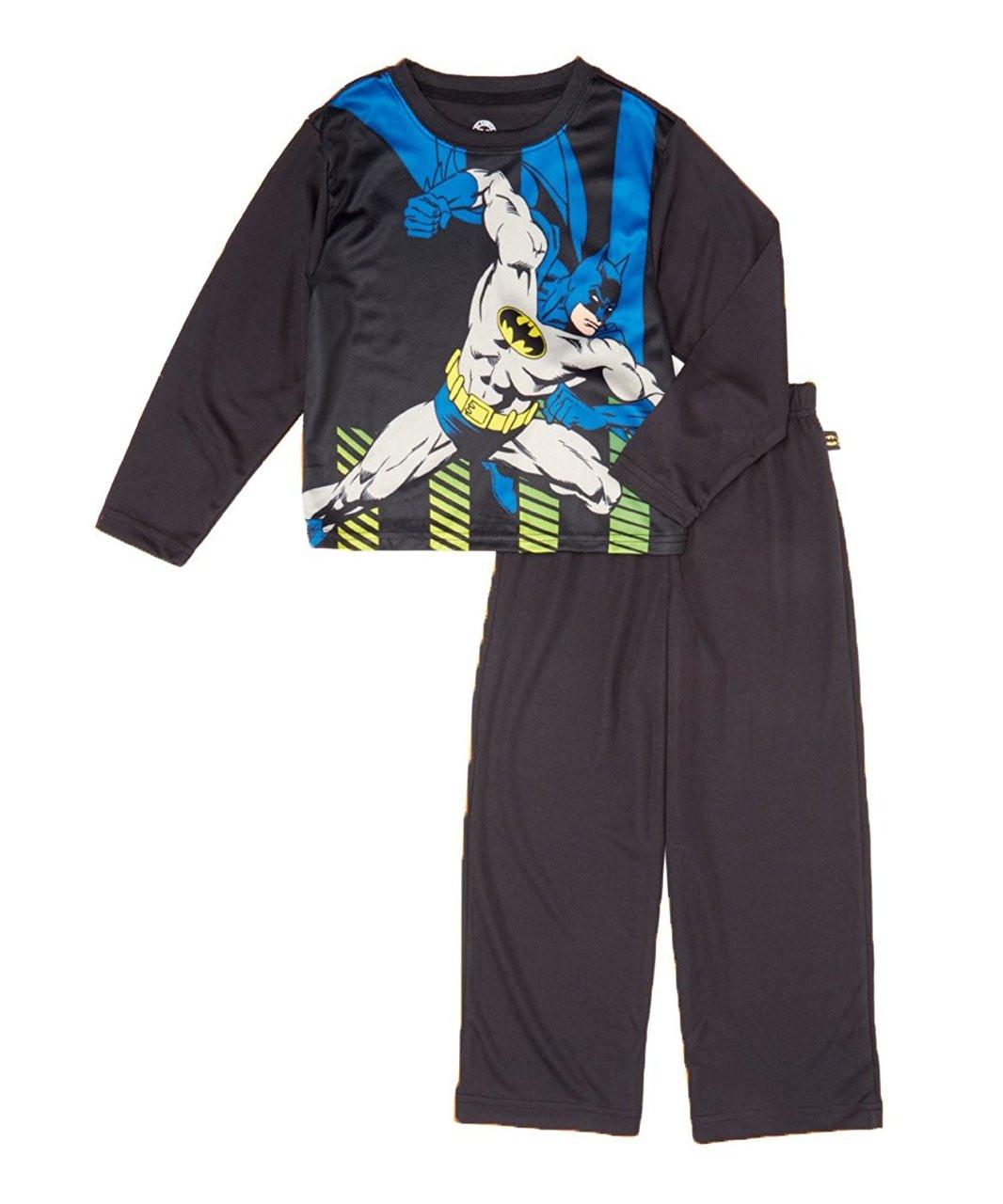 Batman Knock-Out 2-Piece Pajama Set a943f3c47