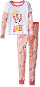 Shopkins Poppycorn 2-Piece Pajama Set