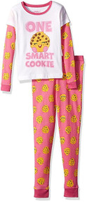 Shopkins One Smart Cookie 2-Piece Pajama Set