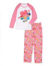 Shopkins Sweet Shopkins 2-Piece Pajama Set