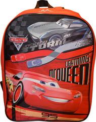 """Disney Cars McQueen 15"""" School Bag Backpack"""