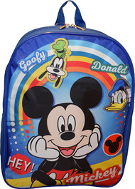 "Disney Mickey Mouse 15"" Backpack"