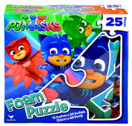 PJ Masks 25-Piece Foam Puzzle Mat
