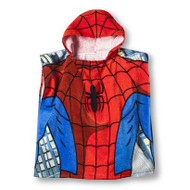Spider-Man Hooded Towel Poncho