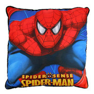 Spider-Man Square Decorative Pillow