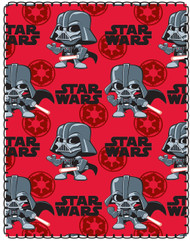 Star Wars 'Darth Vader' Travel Fleece Throw