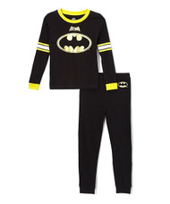 Batman Football 2-Piece Pajama Set