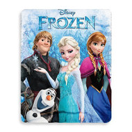 Disney Frozen 'Frozen Fun' Fleece Throw