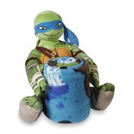 TMNT 'Leonardo' Character and Throw Set
