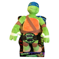 TMNT 'Turtles Let's Go' Character Pillow and Throw Set