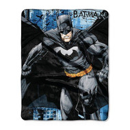 Batman 'Gotham Call' Silk Touch Throw