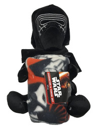 """Star Wars Kylo Ren """"Sith Knight' Character and Throw Set"""