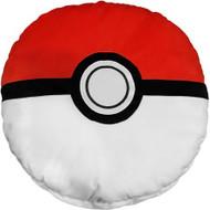 Pokemon 'Poke-Ball' Pillow with Pocket