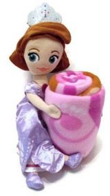 Sofia the First Character and Throw Set