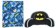 Batman 'Night Shield' Bed Rest and Throw Set
