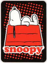 Peanuts Snoopy 'Dog's Life' Plush Throw