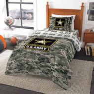 U.S Army 'Army Camo' Twin Size Comforter