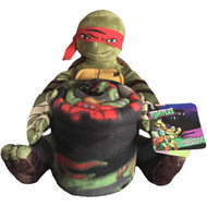 TMNT 'Raph Strikes' Character and Throw Set