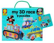 My 3D Race Puzzles