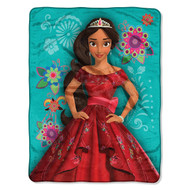 "Elena of Avalor ""Elena Time"" Fleece Throw"