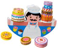 ALEX Toys Little Hands Balancing Baker Toy
