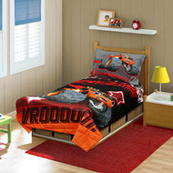 Blaze & the Monster Machines 'Ready To Roll' 4-Piece Toddler Bed Set