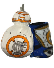 Star Wars BB-8 'Secret Keeper' Character and Throw Set