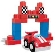 Mega Bloks 'Speedy Racecar' Building Set