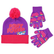 My Little Pony 'Rainbow Dash' Winter Hat & Mitten Set