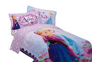 Disney Frozen 'Celebrate Love' Twin Comforter